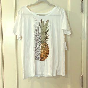 Nordstrom pineapple shirt